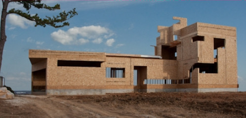 Mm i structural insulated panels sips construction for Sip home construction